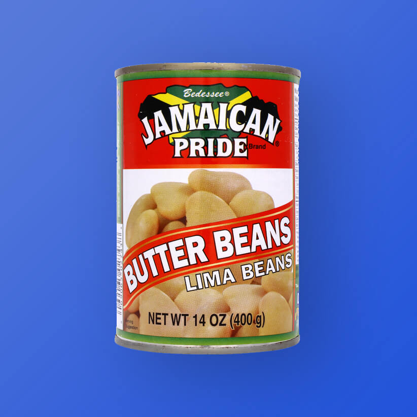 jamaican pride butter beans