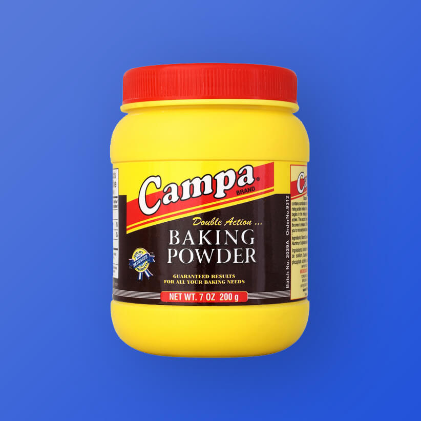 campa baking powder
