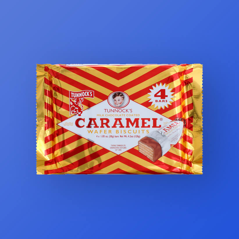 caramer wafer biscuits