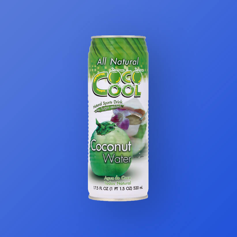 coco cool coconut water