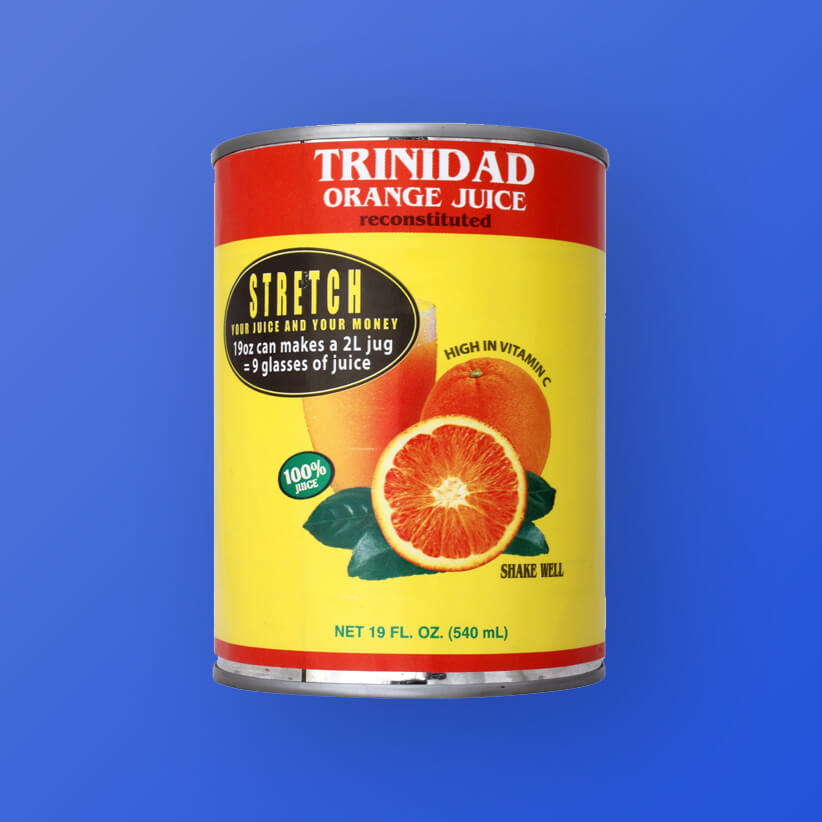 trinidad orange juice