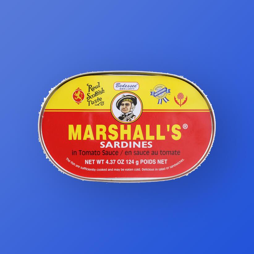marshalls sardines