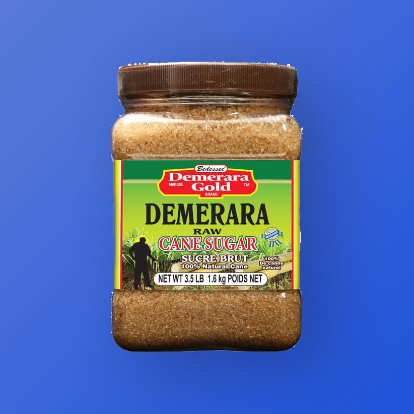 demerara cane sugar